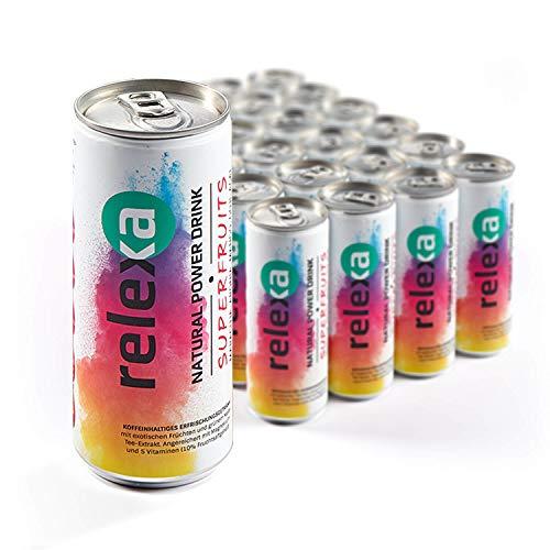 relexa® Natural Power Drink, Einzeldose, inkl. Pfand