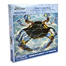 Heritage Puzzle Blue Crab Bay - 550 Piece Jigsaw Puzzle