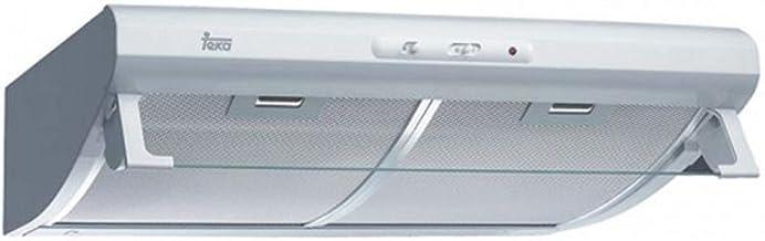 Teka classic - Campana c6420-w blanco clase de eficiencia