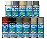 Hi-Tech Industries HIT-HT-220 Vinyl Plastic Carpet Dye - Tan