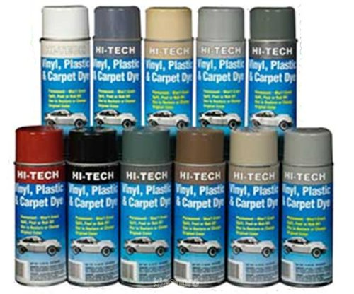 Hi-Tech Industries HIT-HT-220 Vinyl Plastic Carpet Dye