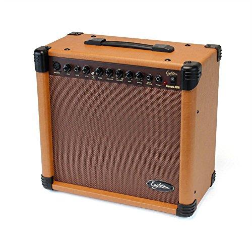 pas cher un bon Ampli guitare acoustique Eagle Tone Barrow 40W Brown