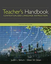 handbook Teacher: contextualised اللغة تعليمات (العالم اللغات)