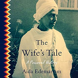 The Wife's Tale audiobook cover art