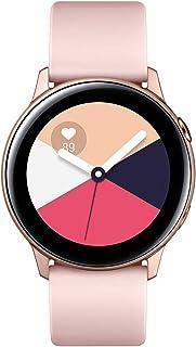 """Samsung Galaxy Watch Active – Smartwatch (1,1"""",40mm, Tizen, 768 MB de RAM, Memoria Interna de 4 GB), Color rosa – Versión ..."""
