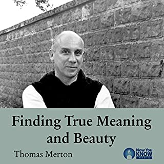 Finding True Meaning and Beauty audiobook cover art
