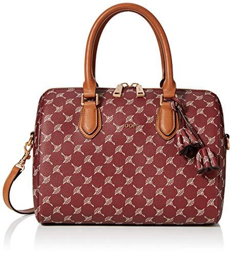 Joop! Handtasche Cortina Aurora aus Kunststoff Damen Schultertasche mit Reißverschluss