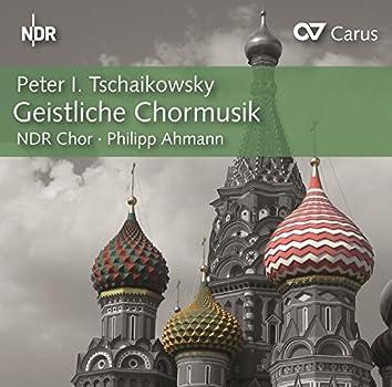 Tchaikovsky: Sacred Choral Music