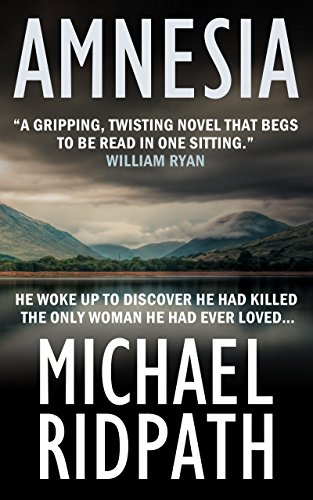 Book: Amnesia by Michael Ridpath