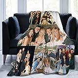 Manta Personalizada con Texto Fotográfico Ropa de Cama Personalizada Mantas de Felpa de Franela Personalizadas para Cumpleaños Familiar Regalo Se Adapta Sofá Dormitorio- 50 'x40 Collage de 7 Fotos