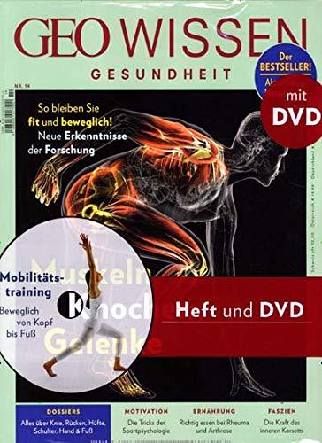 GEO Wissen Gesundheit mit DVD 14/2020