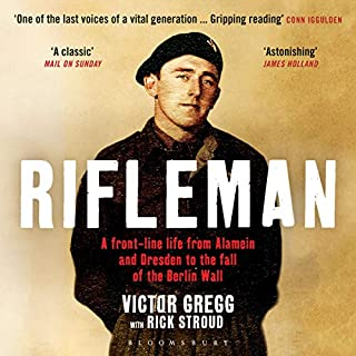 Rifleman cover art
