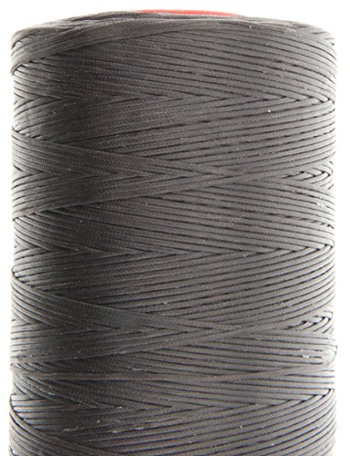 Best Bargain 0.6mm Brown Ritza 25 Tiger Wax Thread For Hand Sewing. 25 - 125m length (100m)