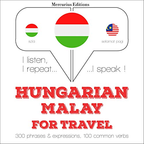 Hungarian – Malay. For travel cover art