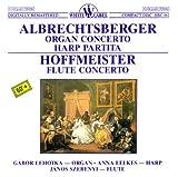 Albrechtsberger Hoffmeister Organ Concerto - Lehotka