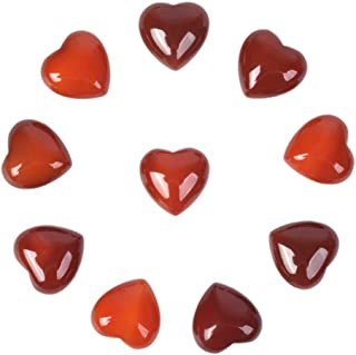Best carnelian heart stone Reviews