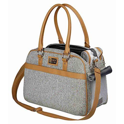 Trixie 36253 Tasche Helen, 19 × 28 × 40 cm, grau