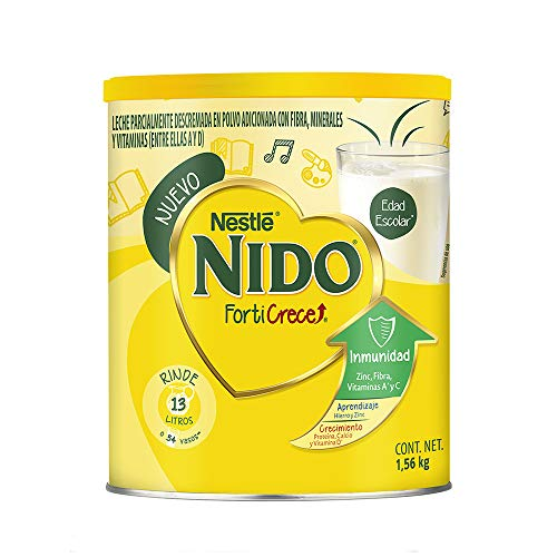 nido kinder 800 gr fabricante NIDO Forticrece