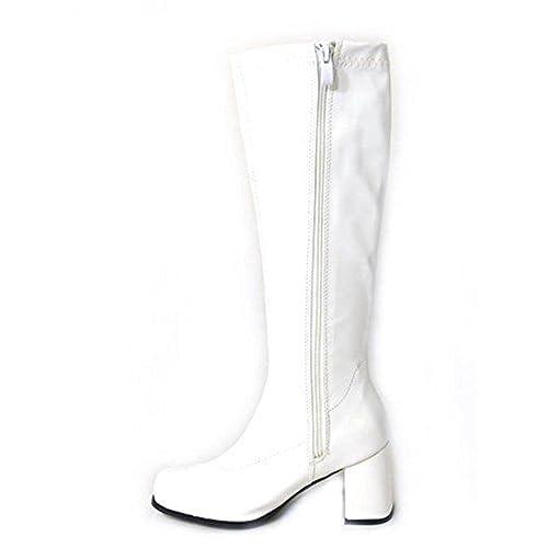9a2d64aafdc Fashion World Online Stores Ltd Women s Ladies Fancy Dress 1960 s   70 s Knee  High Go Go
