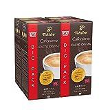 Tchibo Cafissimo Caffè Crema mild Kapseln, 120 Stück (4 x 30 Kapseln)