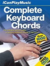 I Can Play Music: Complete Keyboard Chords: Easel-Back Book