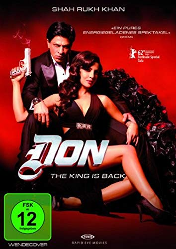Don 2 - The King Is Back (Special Edition) [2 DVDs]