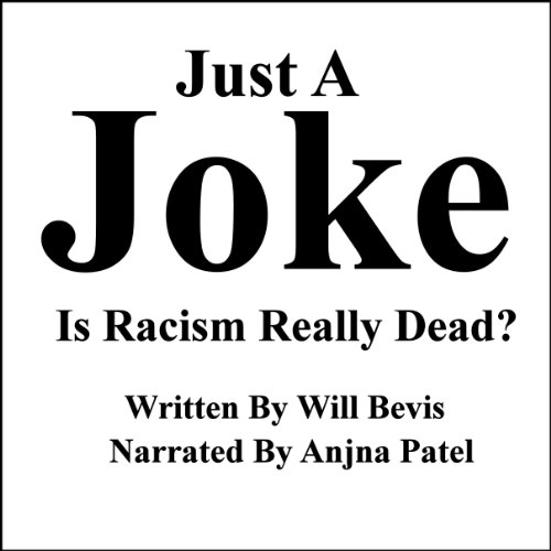 Just a Joke audiobook cover art