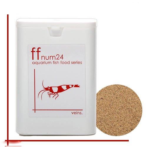 aquarium fish food series 「ff num24」 エビ用フード 25ml