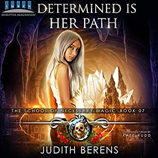 Determined Is Her Path     An Urban Fantasy Action Adventure (The School of Necessary Magic, Book 7)              By:                                                                                                                                 Judith Berens,                                                                                        Martha Carr,                                                                                        Michael Anderle                               Narrated by:                                                                                                                                 Kate Rudd                      Length: 5 hrs and 52 mins     Not rated yet     Overall 0.0