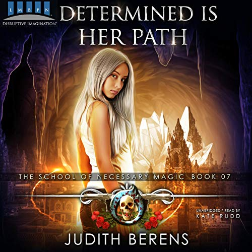 Determined Is Her Path audiobook cover art