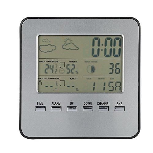 estación meteorológica con pantalla lcd fabricante eecoo