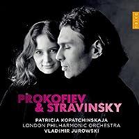 Violin Concerto 2: Lpo+Stravinsky by Patricia Kopatchinskaja