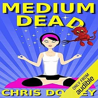 Medium Dead audiobook cover art