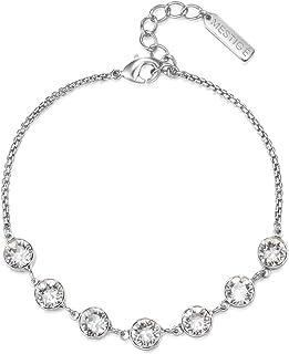 Mestige Women Bracelet MSBR3512 with Swarovski Crystals