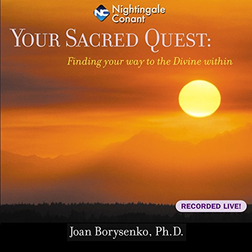Your Sacred Quest audiobook cover art