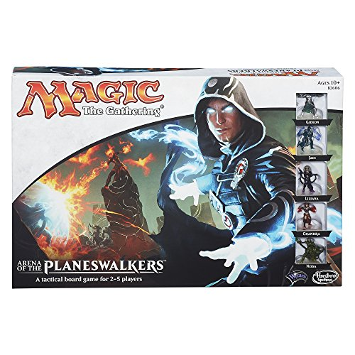 Magic: The Gathering Arena of The Planeswalkers - Board Game - Brettspiel - Englisch - English