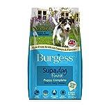 Burgess Puppy Rich in British Chicken Complete Food 12.5kg