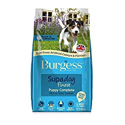 28 percent protein for young growing muscles Smaller nuggets specially created for smaller mouths and teeth Fortified with calcium for your puppy's growing bones and teeth Natural antioxidants to help developing immune systems Free from artificial co...