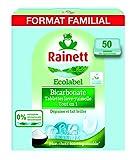 Rainett 50 Tablettes Lave Vaisselle - Tout en 1 - Ecologique