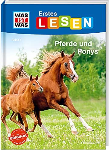 WAS IST WAS Erstes Lesen Band 7. Pferde und Ponys