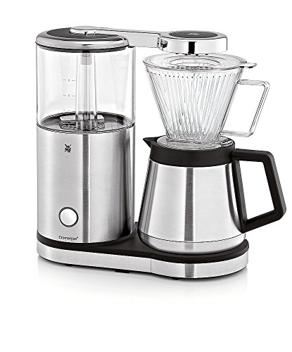 WMF AromaMaster Kaffeemaschine mit Thermoskanne, Filterkaffee, 10 Tassen, Tropfstopp, Warmhalte-Funktion, Abschaltautomatik, 1400 W