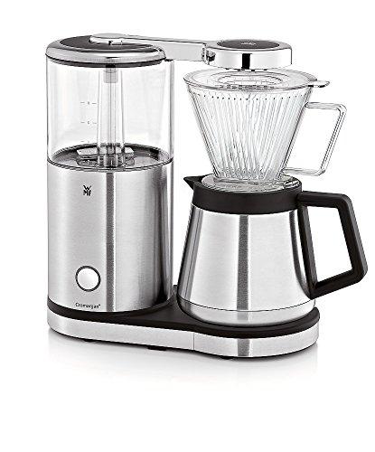 WMF AromaMaster Kaffeemaschine, mit Thermoskanne, Filterkaffee, 10 Tassen, Tropfstopp, Warmhalte-Funktion, Abschaltautomatik, 1400 W