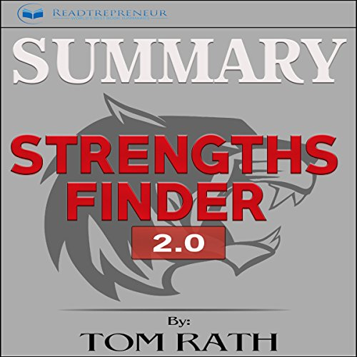 Summary: StrengthsFinder 2.0 audiobook cover art