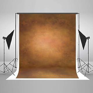 Kate Fotohintergrund, abstrakt, braun, 1,5 x 2,1 m, für Fotografen, Kopfformen