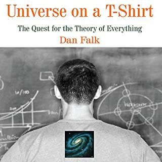 Universe on a T-Shirt audiobook cover art