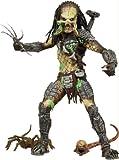 Alien VS. Predator: Requiem NECA Action Figure Series 4 Battle Damaged Unmasked Predator by Alien/Pr...
