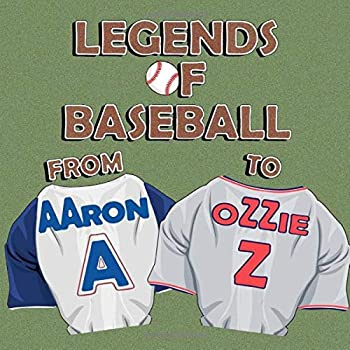 Paperback Legends of Baseball: from Aaron to Ozzie Book