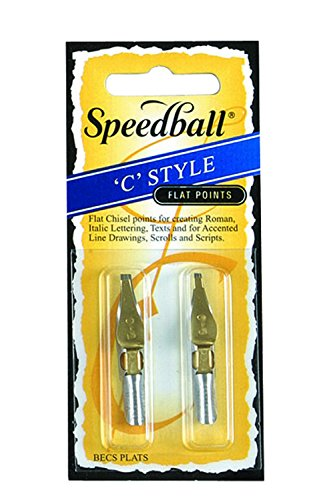 Speedball, pennini C2/C3, Colore Argentato