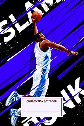 Composition Notebook: Slam Dunk Journal Note Taking System for School and University