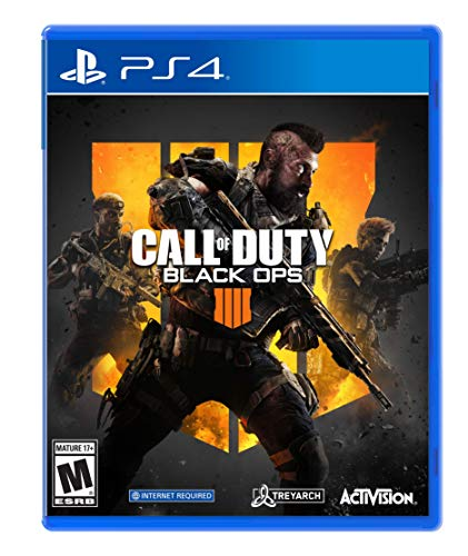 Call of Duty: Black Ops 4 PlayStation 4 - 0